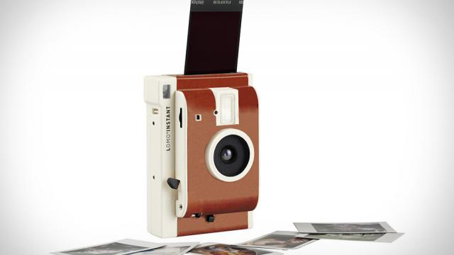 The Perfect Office - Lomo Instant Camera, 360cam and Office Ideas