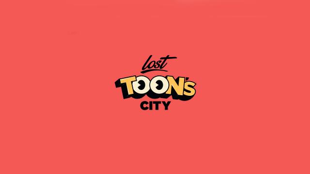 Lost Toon's City - Branding