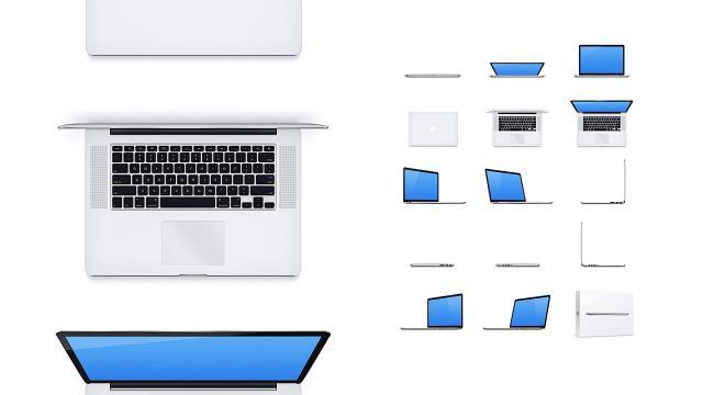 MacBook Pro - 15 Free Mockups