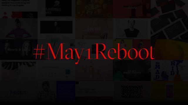 #May1Reboot