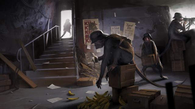 More Marvelous Illustrations by Michal Lisowski