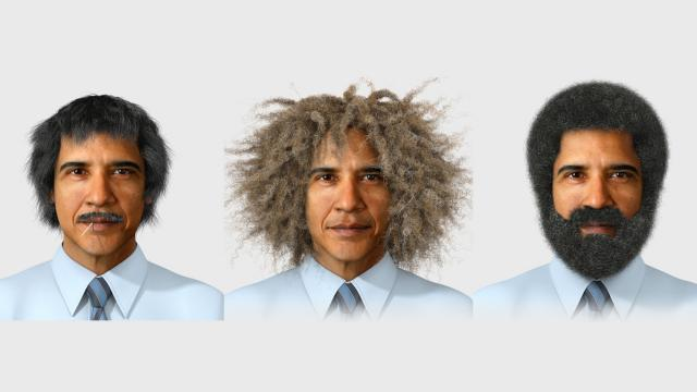 Barack Obama's New Look by MKT1