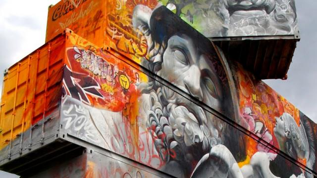 Unbelievable Graffiti Artworks by PichiAvo