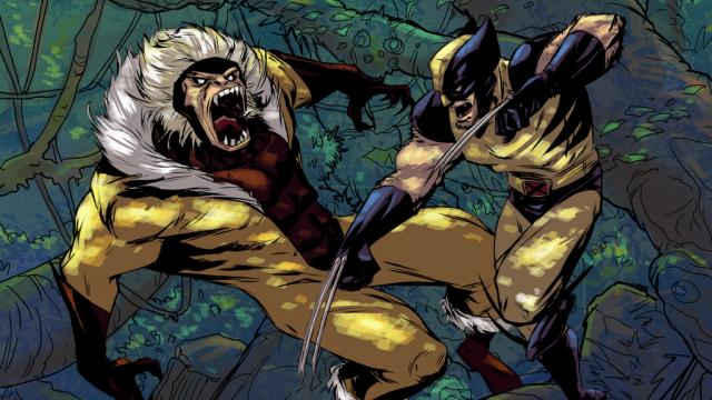 Awesome Marvel Showdowns by Sanford Greene