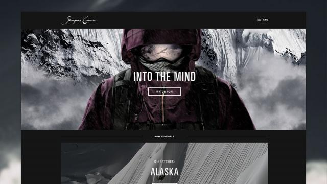 Web Design Works of Owen Perry
