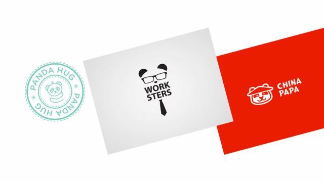 Logo Design: Pandas