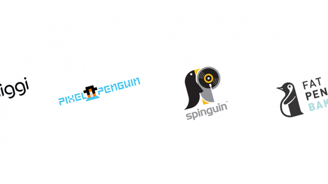 Logo Design: Penguins