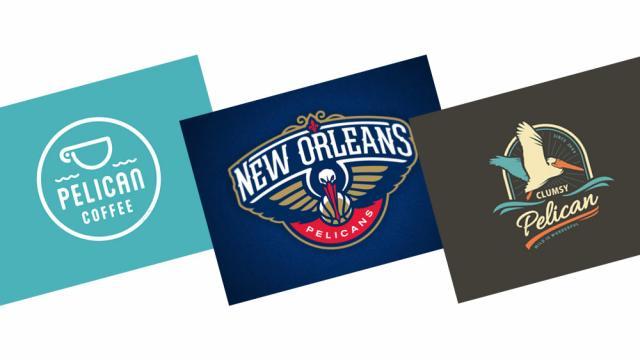 Logo Design: Pelicans