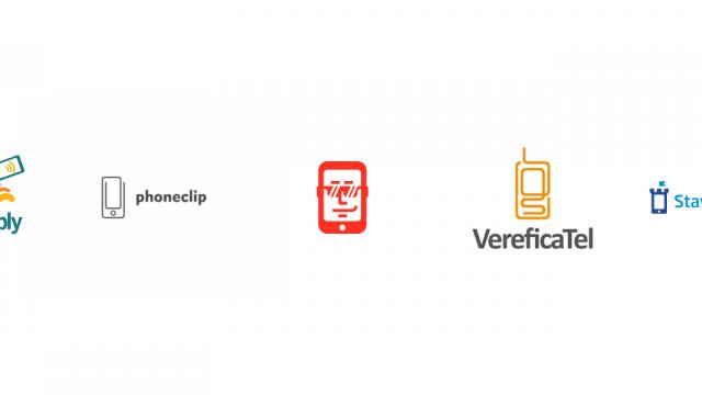 Logo Design: More Phones