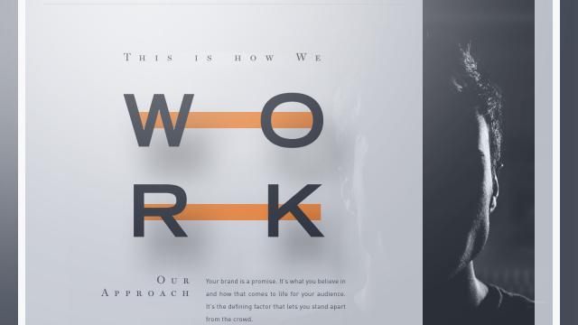 UI Works by Ben Schade