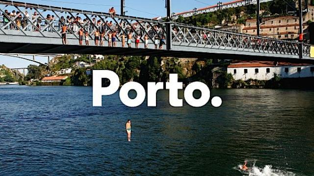 City of Porto New Identity