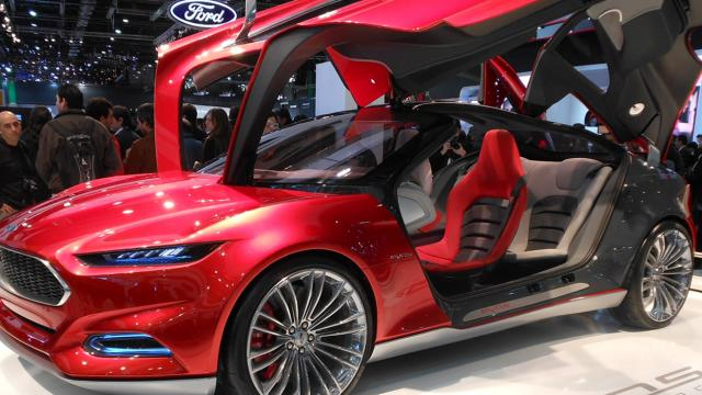 Car Design: Ford New Releases at Buenos Aires