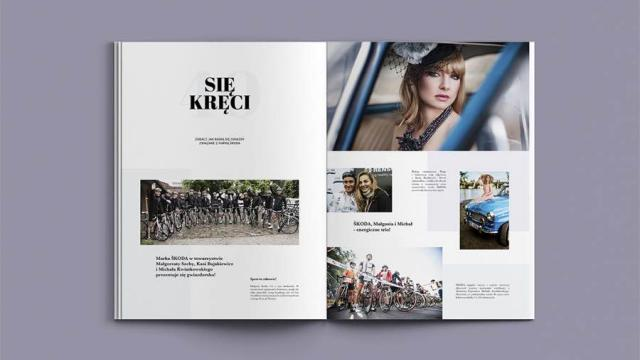Editorial Design Inspiration: Road Lifestyle Magazine