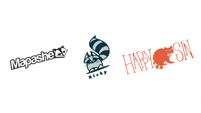 Logo Design: Raccoons