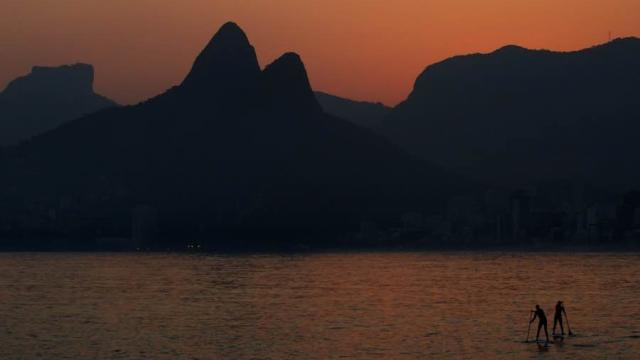 Rio de Janeiro through the lenses of Andre Joaquim
