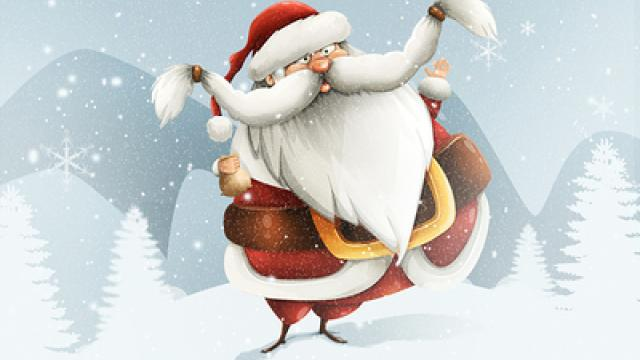 Santa Claus Illustrations & Animations
