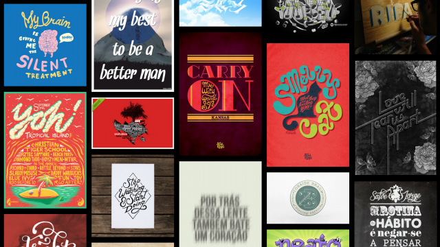Typography Mania #200