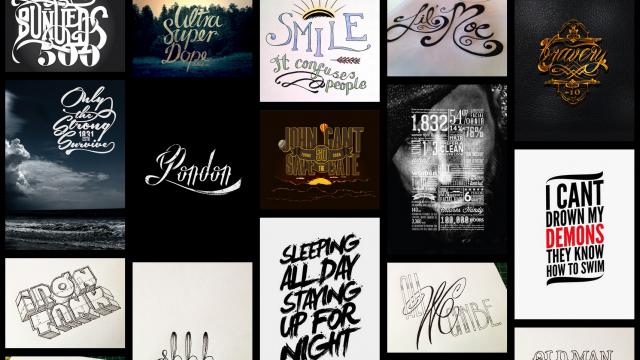 Typography Mania #201
