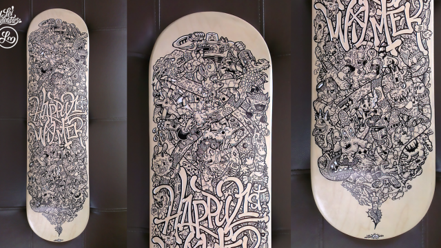 Slick Skateboard Decks
