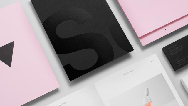 Studio South Brand Identity