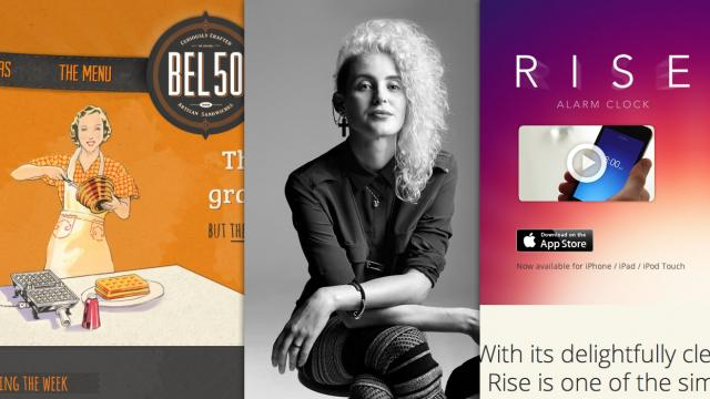 Sites of the Week: BEL 50, Fitc, Jet Cooper and more
