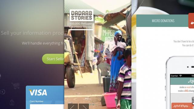 Sites of the Week: Dadaab Stories, Instead, Locomotion and more