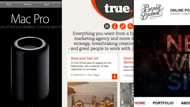 Sites of the Week: Mac Pro, ps.design, Heeduser and more