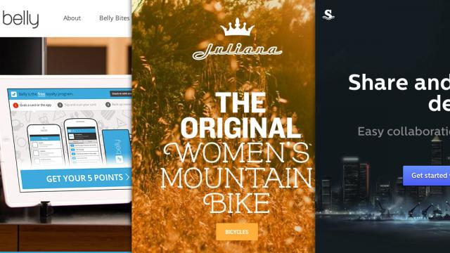 Sites of the Week: Shipment, DRiVR, Briefs and more