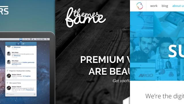 Sites of the Week: Eone, Headquarters, Supersteil and more