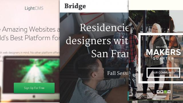 Sites of the Week: Silk, Bridge,  Nicolas Tarier and more