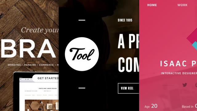 Sites of the Week: Stripe, Squarespace Stories, Isaac Paavola and more