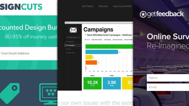 Sites of the Week: Design Cuts, Ideas in Motion, Fitto and more