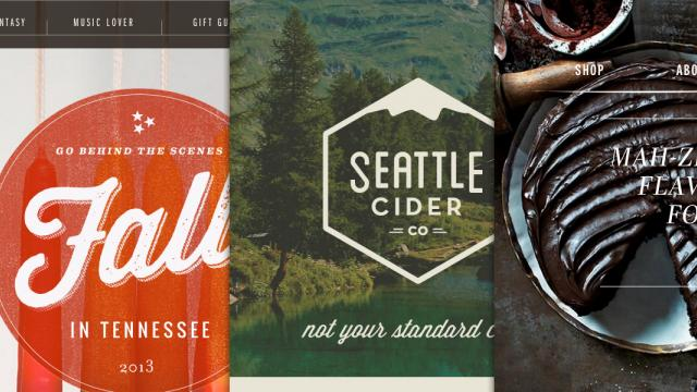 Sites of the Week: Wrist, Fall in Tennessee, Frameless and more