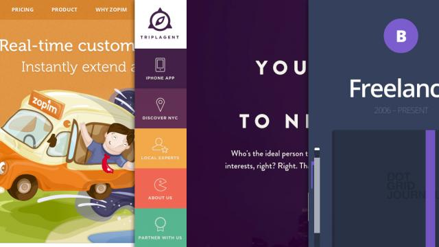 Sites of the Week: Coulee Creative, Mixture, TriplAgent and more