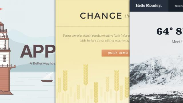 Sites of the Week: Barley, AppDock, BrightByte and more