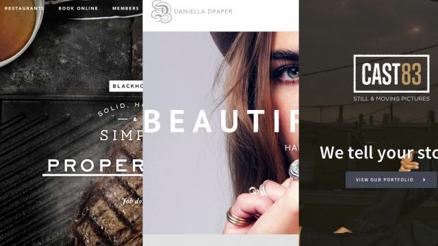 Sites of the Week: Blackhouse, CAST83, Localytics and more