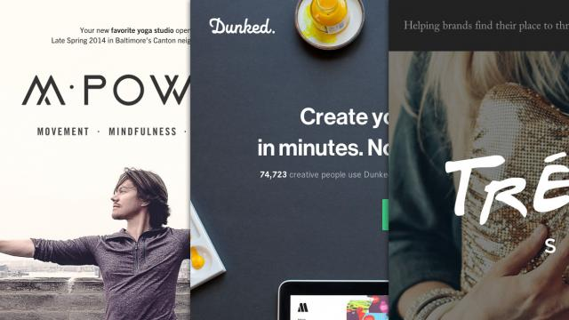 Sites of the Week: Yttrium, CO OP, Dunked and more
