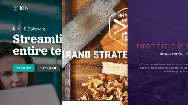 Sites of the Week: Bornevia, Kin HR, Triz and more