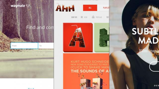 Sites of the Week: Waymate, Blog 1855, Litely and more