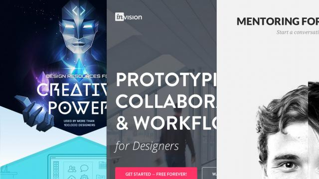 Sites of the Week: Virgin, re:create, InVision and more
