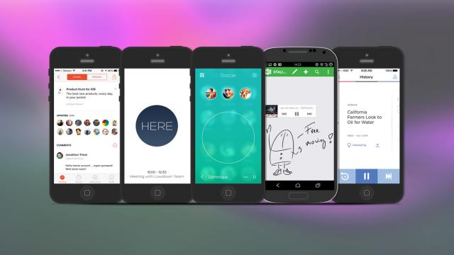 Weekly Apps: ChitChat, Music Control, HERE and more