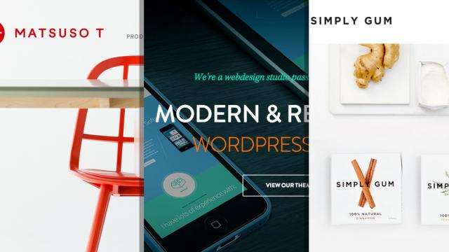 Sites of the Week: Exclusive Giveaway from ThemeFuse