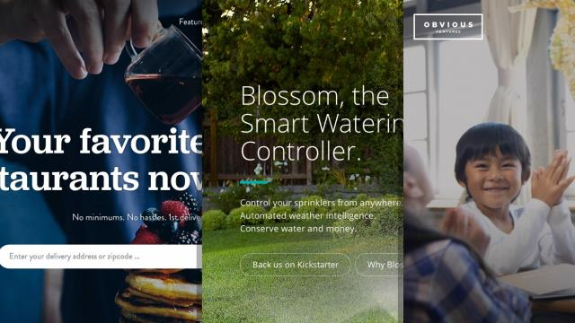 Sites of the Week: Blossom, Marvel App, Mike Kus and more