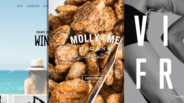 Sites of the Week: Little Greenback, Molly & Me, Vince Frost and more