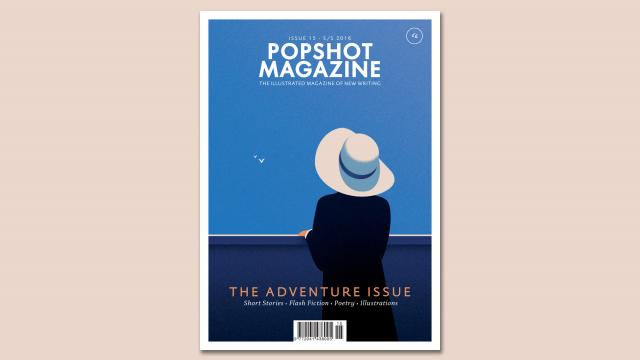 Inside the Popshot Magazine