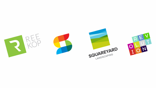 Logo Design: More Squares