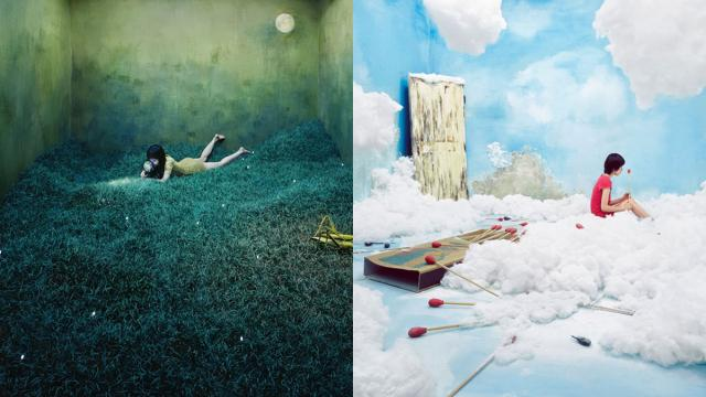 Surreal Stage of Mind Series by Jee Young Lee