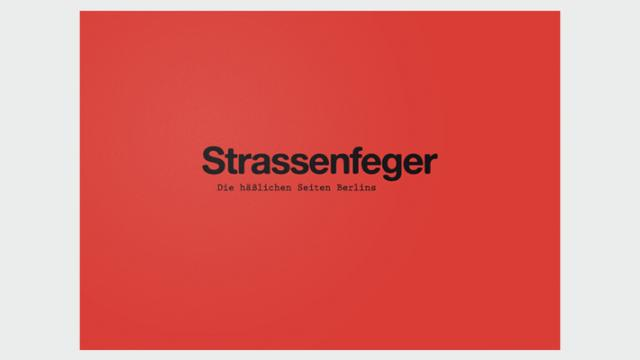 Strassenfeger Visual Identity and Editorial Design