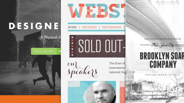 Sites of the Week: HybridConf, Designed To Move, Positionly and more