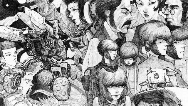 Impressive Illustrations by Tamer Poyraz Demiralp